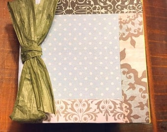 Repurposed Paper Journal