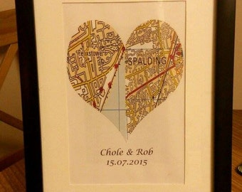 Love map for the lovely couple