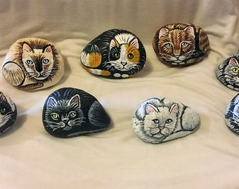 Cat Pebble Pets