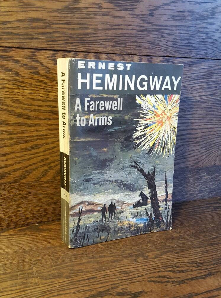 finding ones own identity in a farewell to arms a novel by ernest hemingway This is my favorite novel ernest hemingway- a farewell to arms see more betrayal friendship friendship disappointment quotes friendship trust quotes broken trust quotes ernest hemingway books hemingway quotes quote life life is simple people disappoint you such a wonderful simple true statement from ernest hemingway.