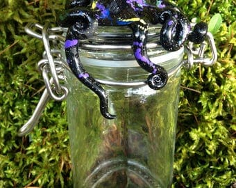 Cosmic Octopus Stash Jar