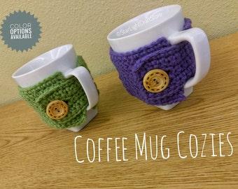 Coffee Mug Cozies