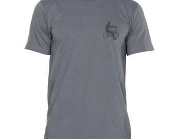 BMX T-Shirt American Apparel Men's Gift
