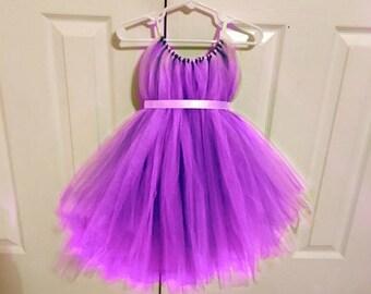 Fairy Costume - Purple Tulle Dress