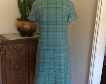 1970 Vintage Pendleton Dress