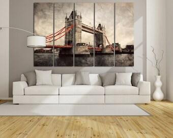 London Wall Art london wall decor | etsy