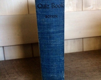The American History Quiz Book
