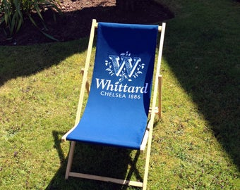 Personalised Deckchair - full colour print!