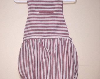Toddler Romper, Playsuit, sunsuit, stripes romper, bubble romper,