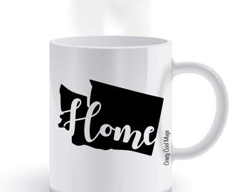 Washington Home State Pride Coffee Mug