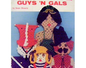 Macrame Guys and Gals #2