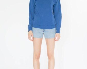 Vintage Electric Blue Sweatshirt