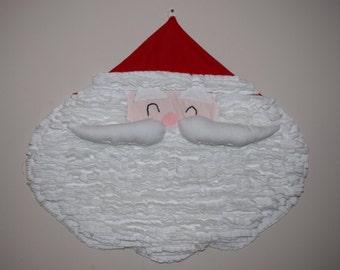 Santa Wall Hanging
