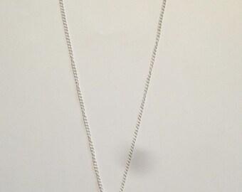 Fancy necklace Love