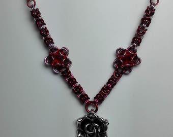 Hair Jewelery Rose