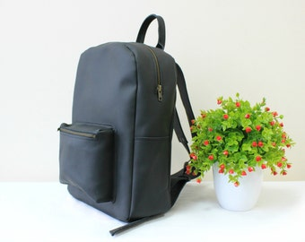 Handmade rucksack, laptop backpack, leather rucksack bag, hipster backpack, leather backpack, leather rucksack, school rucksack, duffel bag
