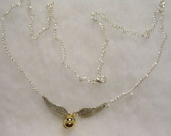 Golden Snitch Necklace Various Color Variations