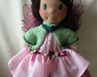 Rosie by Malina Dolls - New Unique Handmade Doll