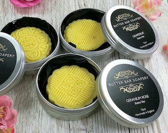 Rose Butter Bar, Lotion Bar, Body Lotion, Natural, Face Cream, Body Cream, Moisturiser, Luxury Skincare, Beauty, Luxury Body Care, Beeswax