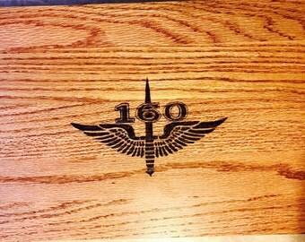 Wood Burned Cutting Board
