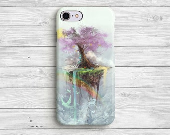 iPhone case Tree of Life, Nature Art iPhone case for iPhone 7, iPhone 7 Plus, iPhone 6s, iPhone 6s Plus, iPhone 6, iPhone se