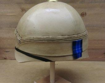 British Victorian Pith Helmet