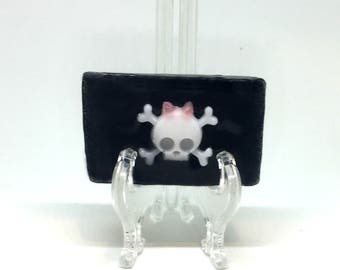 Skull n' Bones Soap - Edgy and fun skull soap - Goth soap