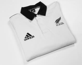 Adidas New Zealand All Blacks long sleeve tee