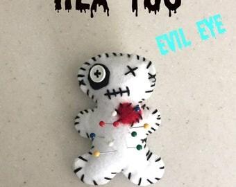HEX YOU - series of voodoo dolls