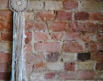 Dreamcatcher - Dream Catcher Wall Hanging - Boho Home Decor - Bohemian - Urban Decor - Modern Wall Hanging - Wedding Decor - Nursery  - Dorm
