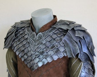 Legolas leather armor/Legola cosplay/Ranger leather armor