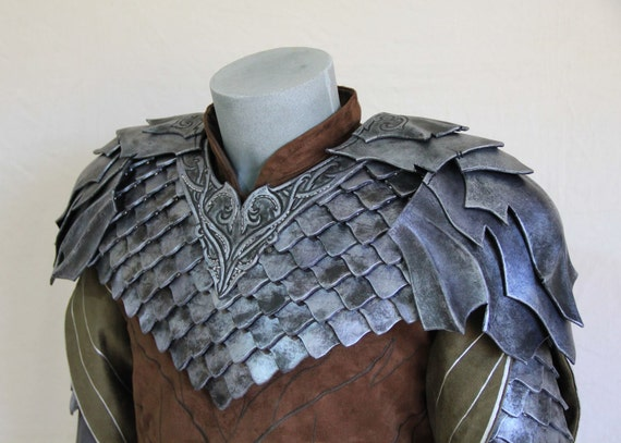 Legolas Leather Armor