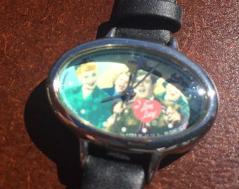 I love Lucy ladies Watch