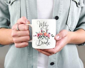 Mom of Bride Mug, Mom of Bride Present, Gifts for Mother of The Bride From Bride, Mother of the Bride Mug, Mother of the Bride Gift,