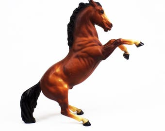 Breyer Horse / King The Fighting Stallion / Traditional Bay Vintage 70s