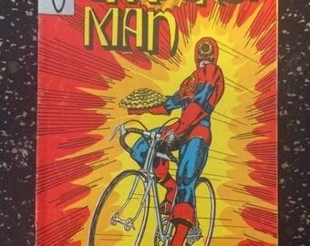 Sprocket Man # 0 Comic by CPSC Comics