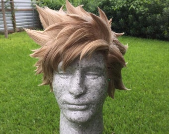 Team Instinct Spark - Pokemon Go Cosplay Wig