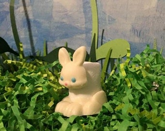 Marshmallow Bunnies - Set of 6 Bunnies