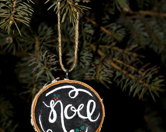 Small Christmas Ornaments