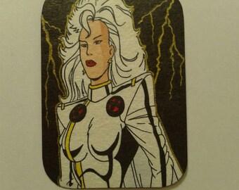 X-Men Storm sketch card
