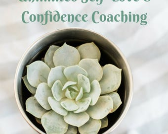 Spiritual Coach-Self Love Coach-Confidence Coach-Self Care-Meditation-Holistic Coaching-With Confidence-Mindset Coach-Growth Mindset