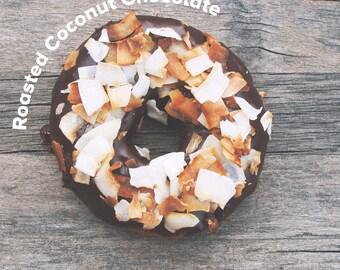 Roasted Coconut Chocolate