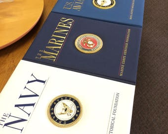 Navy, Marines, and Naval Aviation Books