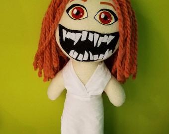 Vampire Amy (Fright Night) Custom Plushie