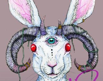 Pygmy Rabbit Goat