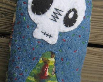 Dia de los Muertos Day of the Dead Doll