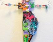 """WALL DANCERS are back!  """"Merry Christmas Deer!"""" For Eclectic Collectors"""
