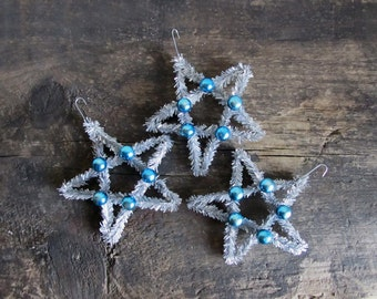 Old Time Star Ornaments