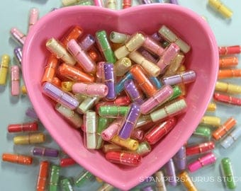 Kawaii Fake Message Pills