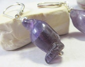 penguin jewelry amethyst ...